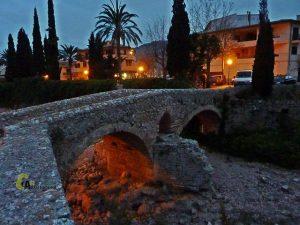 Pont Romá en Pollença