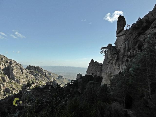 Peñas rocosas de Els Ports
