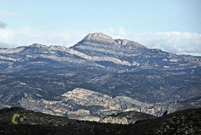 Vistas del Peñagolosa