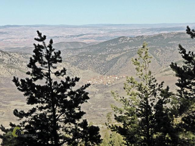 Vistas de Camarena de la Sierra