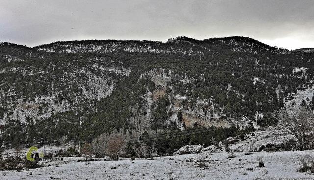 Valle del río Paulejas