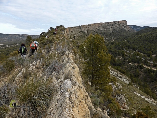 Sierra del Fraile