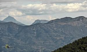 Vistas del Puig Campana