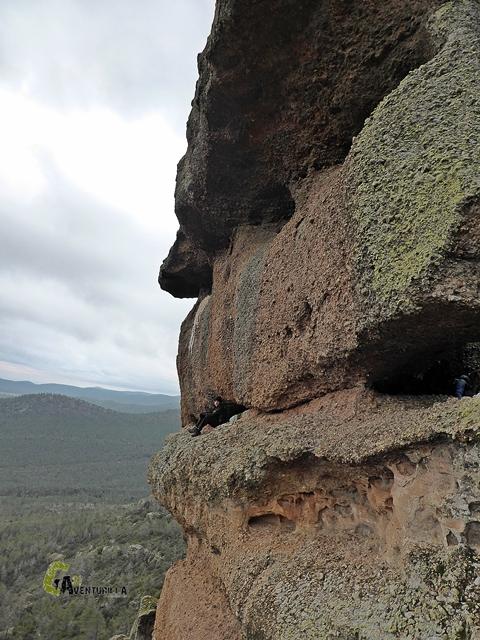 Rocas en Las Callejuelas