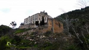 Santuario del Virgen del Castillo de Agres