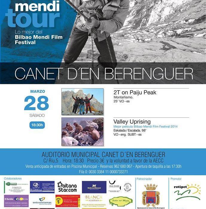 Cartel de Mendi Tour