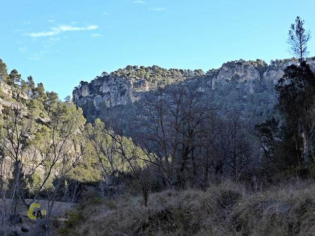 Cañón del río Magro