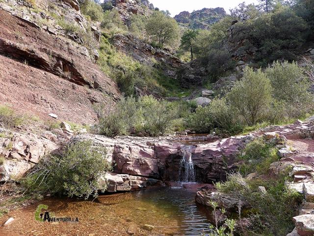 Barranco del Agua Negra