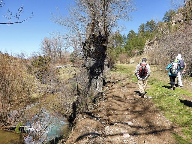 Por el río Alfambra