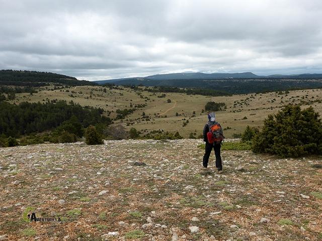 ladera del Cerro de los Siete Lugares