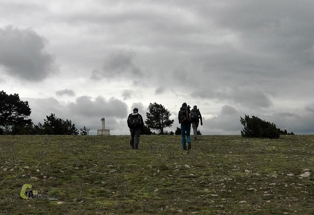 La Muela en la sierra de Gudar