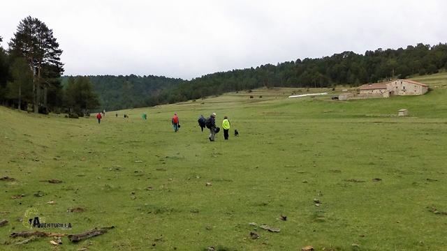 Masias de la sierra de Gudar