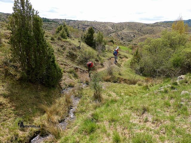 Arroyo de Fuente Blanquilla