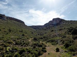 rutas por la sierra del Mugrón