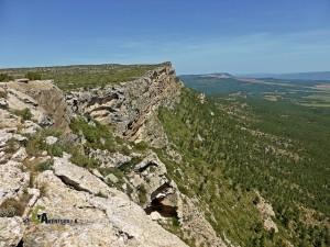 sierra del Mugrón