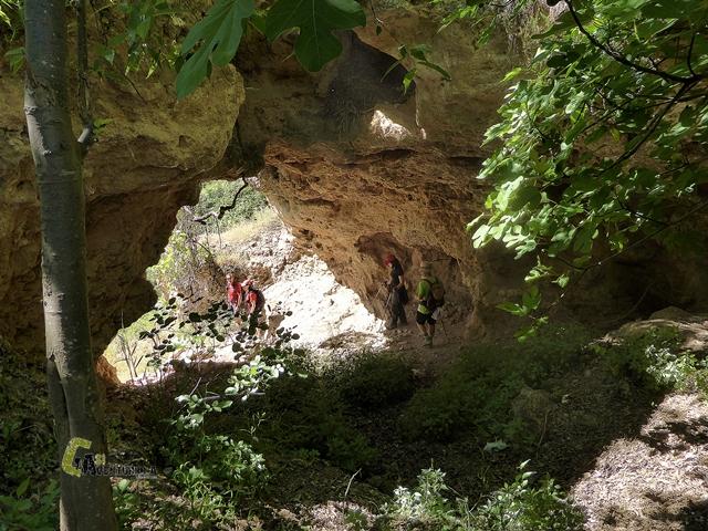 Túnel de toba
