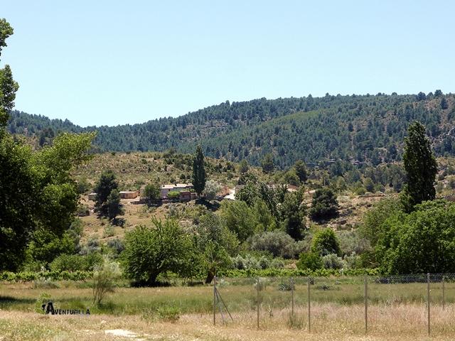 El Rincón en la Sierra del segura