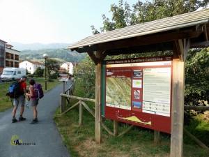 Camino Natural de la Cordillera Cantabrica