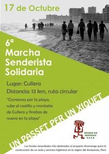 6ª Marcha Senderista Solidaria