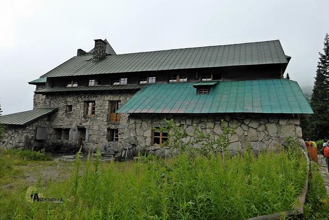 refugio de Murovaniec en Polonia