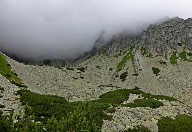 Entorno de los Cinco Lagos Polacos en los Altos Tatras