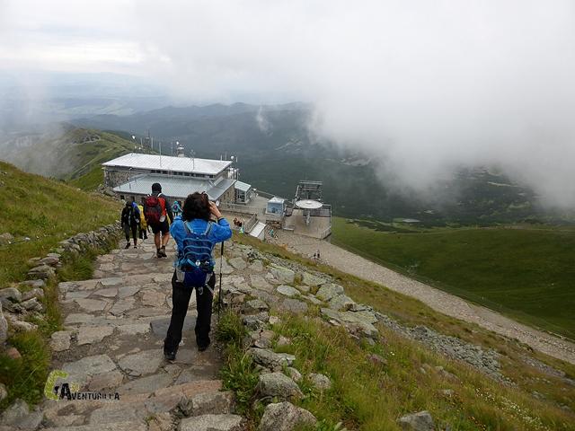 Pico Kasprowy Wierch