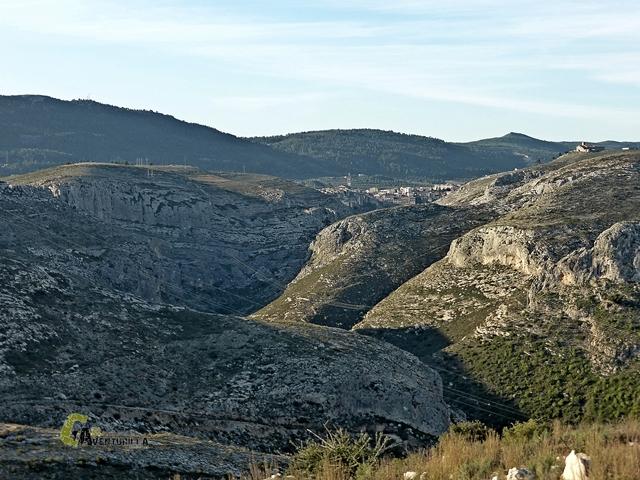 subida al Alto del Castellar