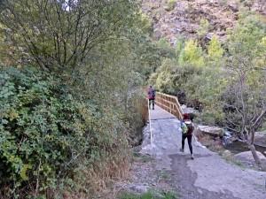 puente en el rio Genil