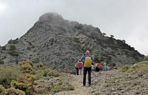 Cerca del Cerro de la Mota