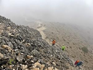 Cerca del Cerro Lucero