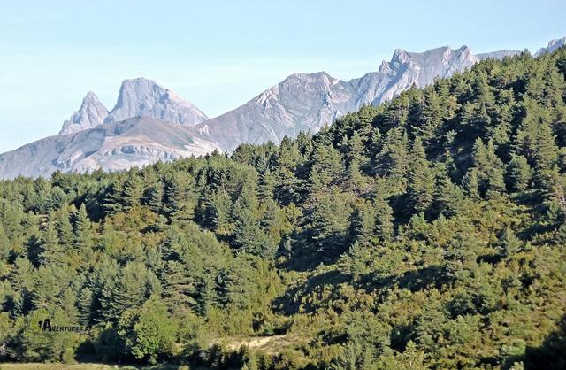 vistas del Midi d'Ossau