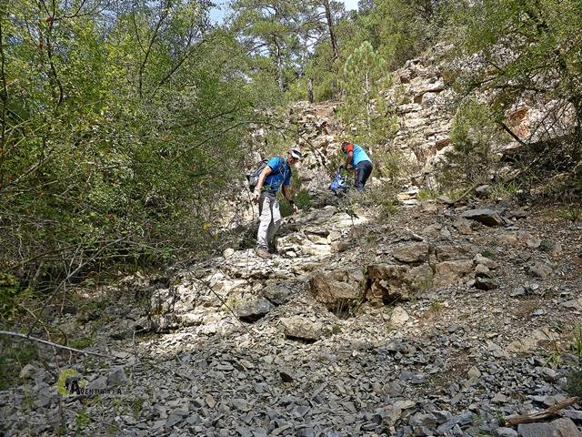 Descendiendo al río Mijares