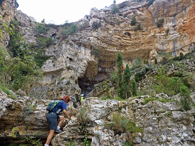 Las Cuevas del Forcall