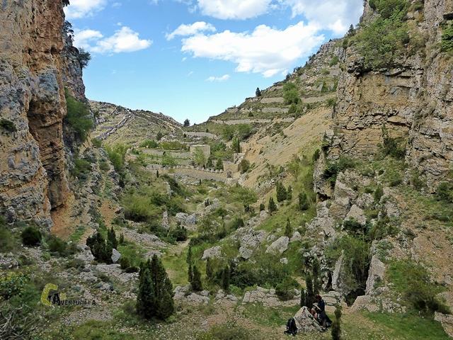 cuevas del Forcall