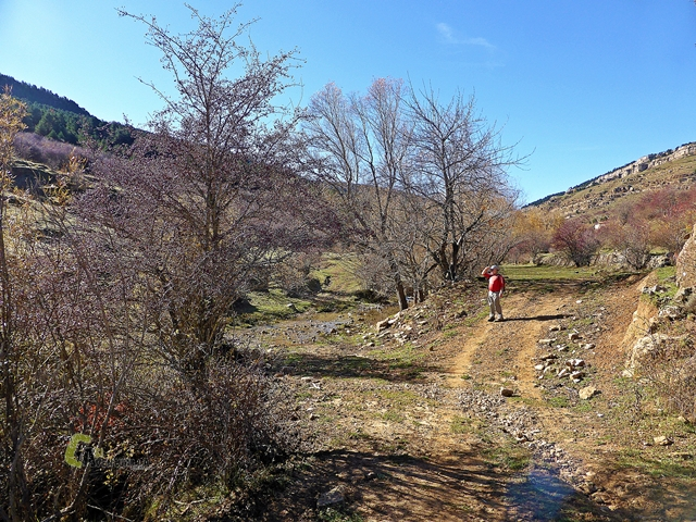 Arroyo en la Rambla del Mal Burgo