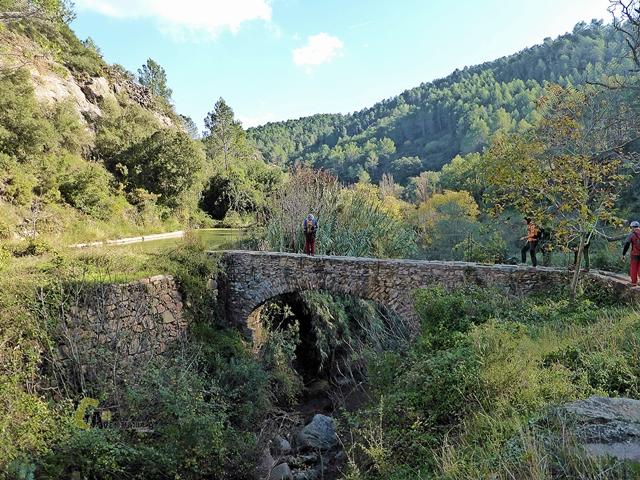 Acueducto en Espadan