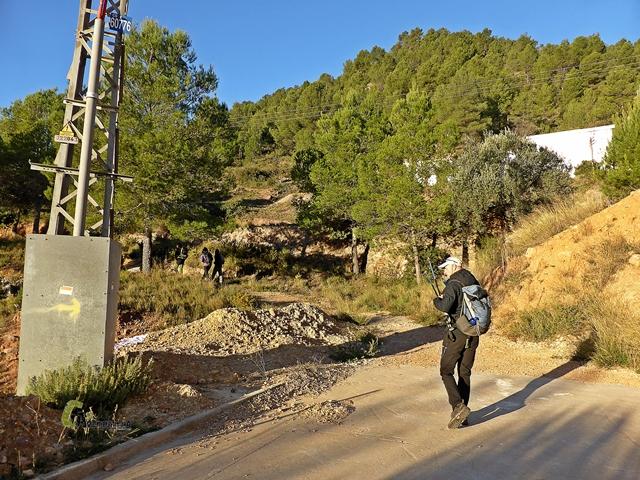 rutas por Montanejos
