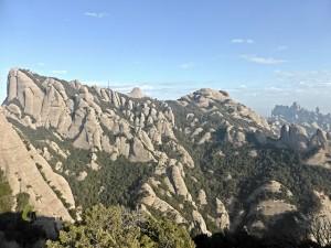 Vistas desde el Montgrós