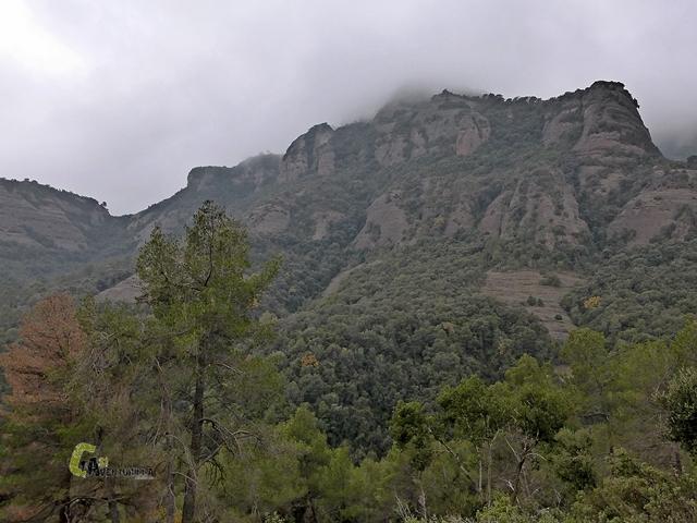 Sierra de Sant Llorenç del Munt