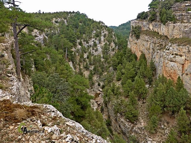 Estrecho del río Mijares