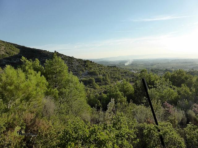 Senderismo en la Vall d'Albaida