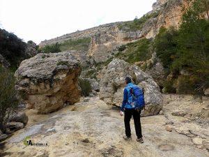 Bloques de roca