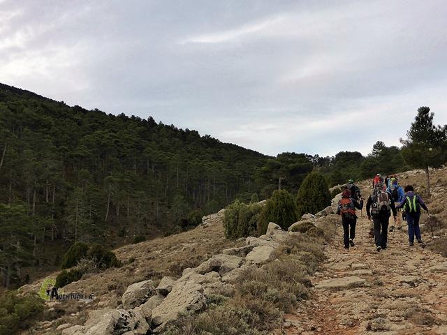 Barranc Oscur en Penyagolosa