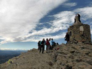 cumbre del Penyagolosa