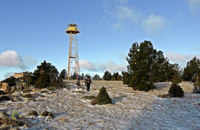 Torre en el Alto La Atalaya