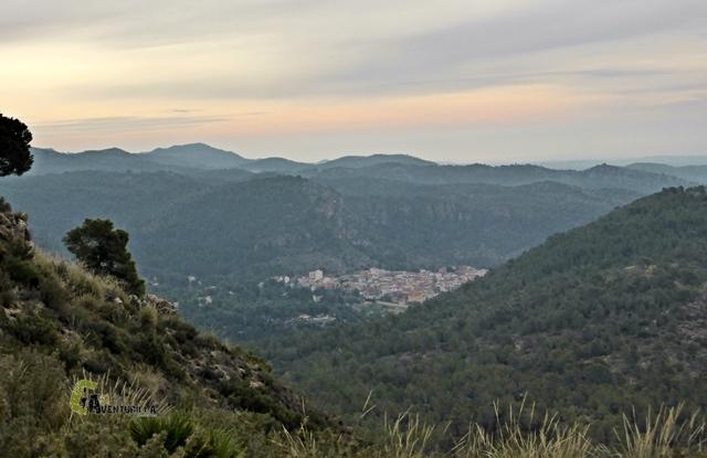 Vistas de Olocau
