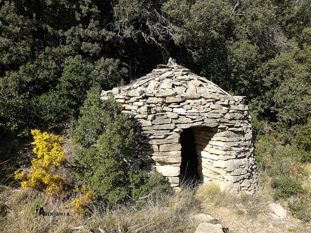 construcción en piedra seca