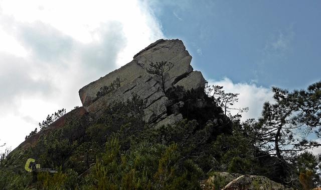 Rocas de rodeno en Castellón