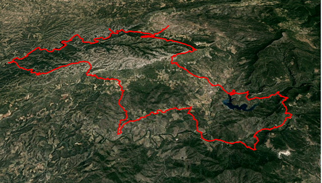 Travesía en la Sierra de Montsant
