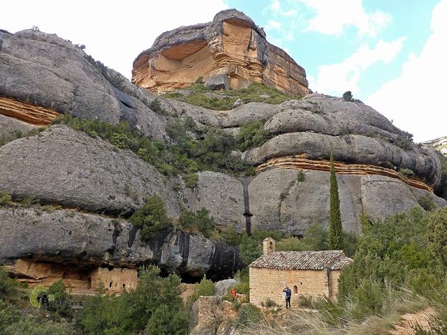Ermita de Sant Bartomeu en Montsant